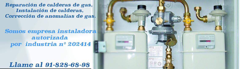 reparacion-de-calderas-a-gas